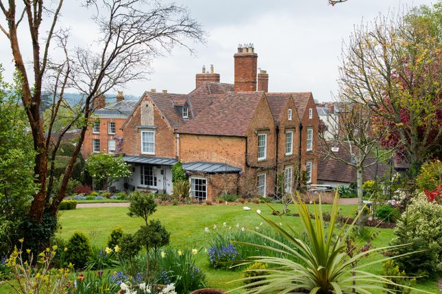 Thumbnail Detached house for sale in The Southend, Ledbury, Herefordshire HR8..