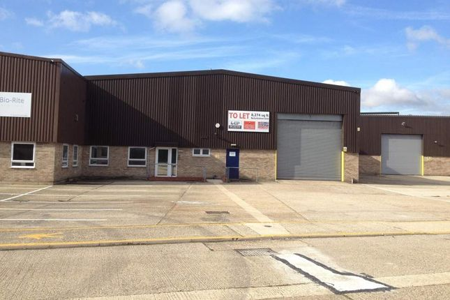 Thumbnail Light industrial to let in Unit 24, Mill Lane Industrial Estate, Alton