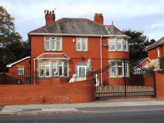 Thumbnail Detached house for sale in Heysham Road, Heysham, Morecambe, Lancashire
