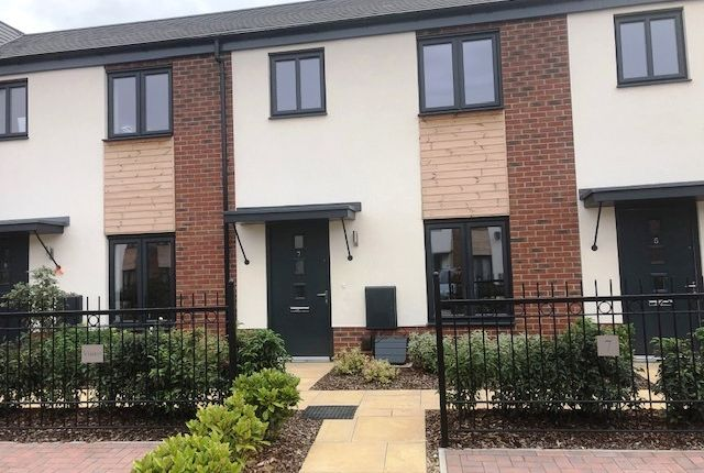 Terraced house for sale in Glebelands Park, Leicester Road, Ashton Green, Leicester