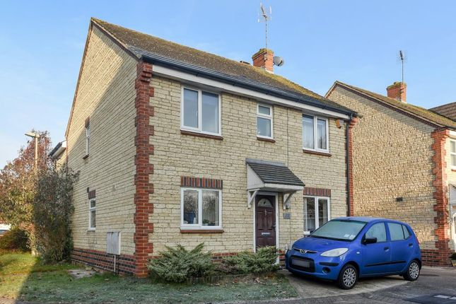 Thumbnail Detached house to rent in New Langford Village, Bicester