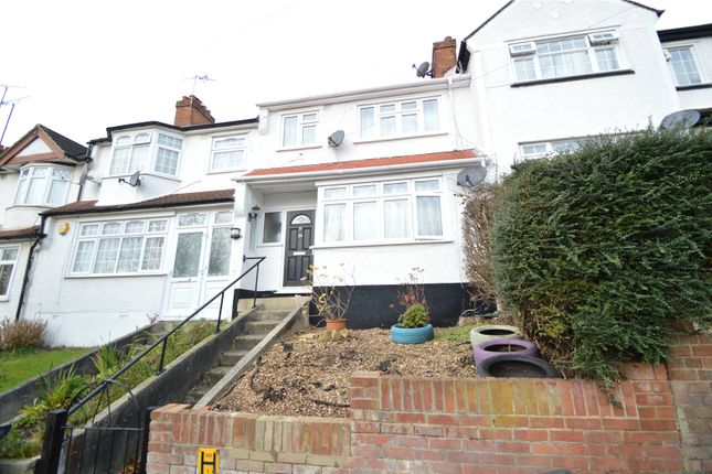 Thumbnail Terraced house to rent in Michael Road, London