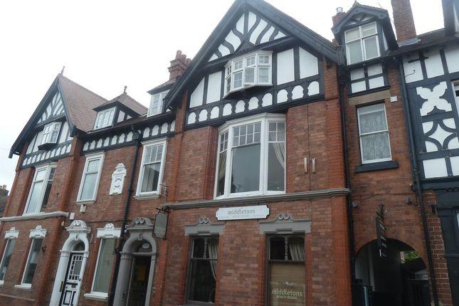 Thumbnail Flat to rent in Flat 1, 50 High Street, Church Stretton