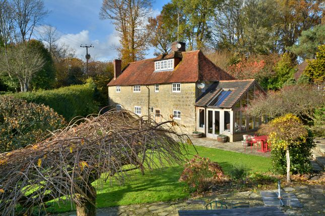 Thumbnail Detached house for sale in Lower Jordans Lane, Gay Street, Pulborough, West Sussex