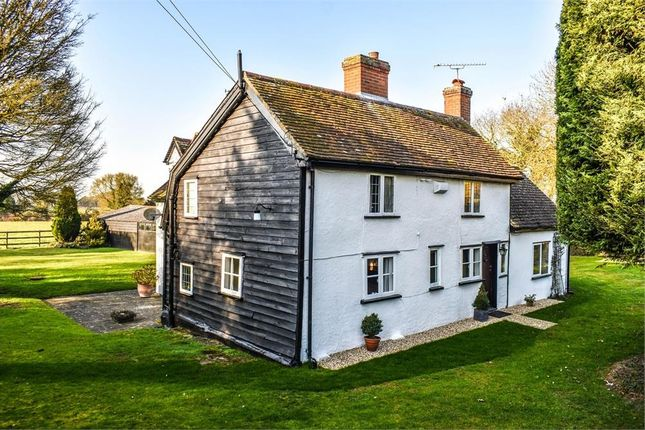 Thumbnail Cottage for sale in Oxen End, Little Bardfield, Braintree