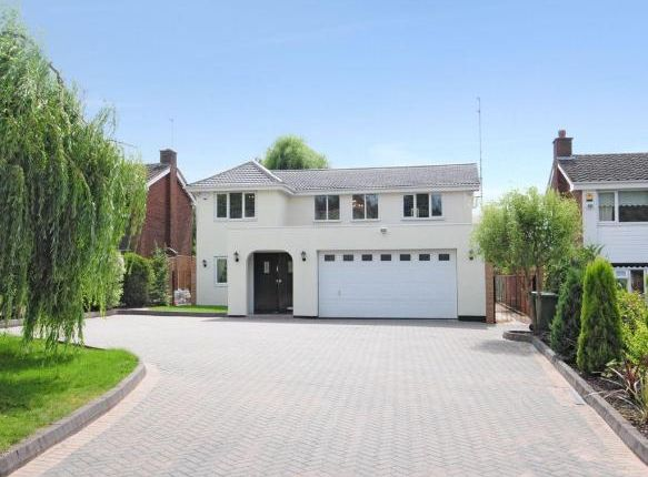 4 bed detached house for sale in Oldway Drive, Solihull