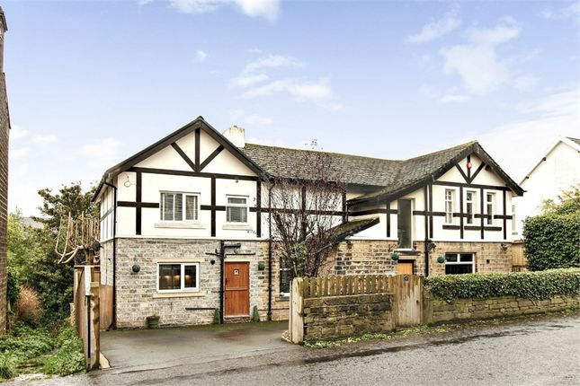Thumbnail Detached house for sale in Longlands Road, Slaithwaite, Huddersfield, West Yorkshire