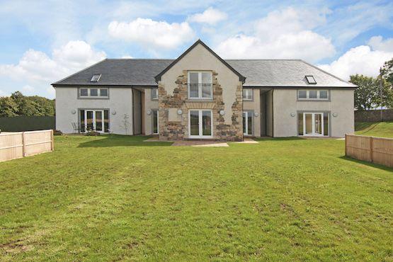 Thumbnail Link-detached house for sale in Kilconquhar Mains Farm Steading, Kilconquhar