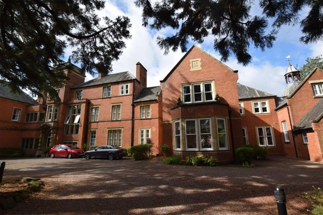 Thumbnail Flat for sale in Olton Court, St Bernards Road, Solihull, West Midlands