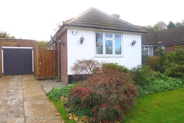 Thumbnail Bungalow to rent in Croham Valley Road, Selsdon, South Croydon