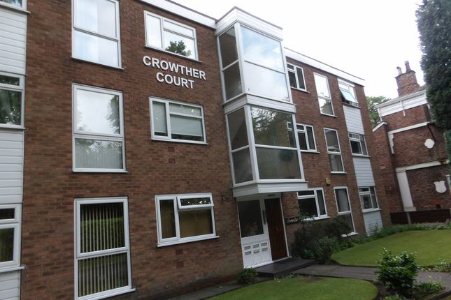 Thumbnail Flat to rent in Mauldeth Road, Stockport