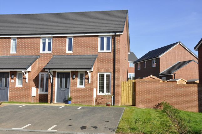 2 bed end terrace house for sale in Ashcroft Road, Exeter