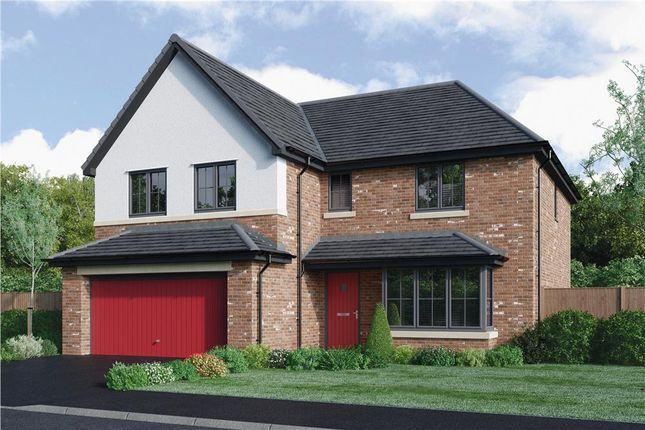 "Thumbnail Detached house for sale in ""The Jura Alternative"" at Roundhill Road, Hurworth, Darlington"