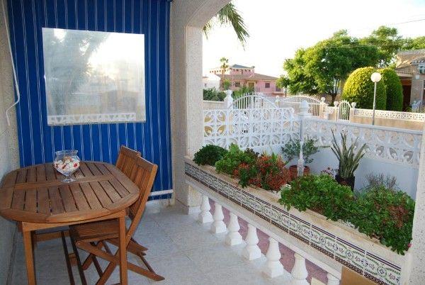 Terrace Front1 of Spain, Alicante, San Miguel De Salinas