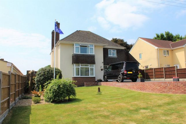 Thumbnail Detached house for sale in Fairview, Mount Hindrance Lane, Chard, Somerset