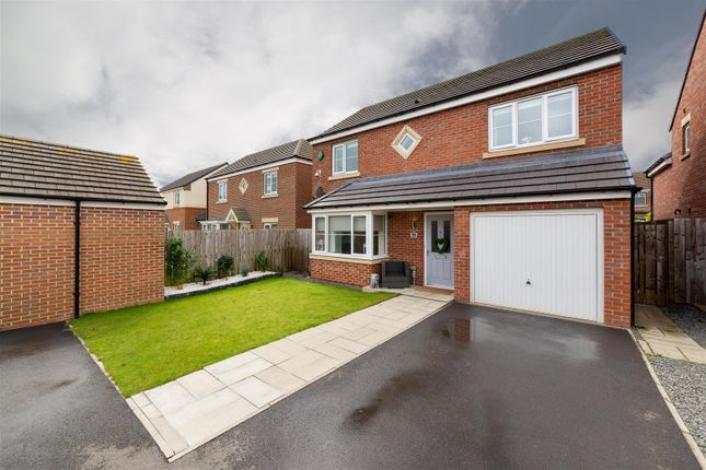 Thumbnail Detached house for sale in Dunnock Place, Five Mile Park, Wideopen, Tyne And Wear