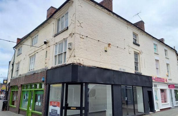 Thumbnail Retail premises to let in 8 New Street, Wellington, Telford, Shropshire
