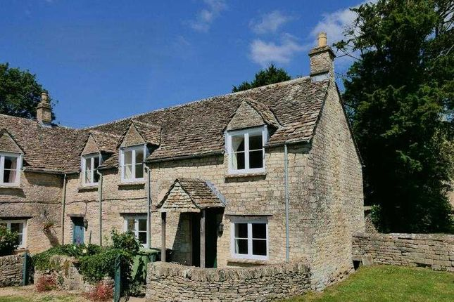 Thumbnail Cottage to rent in Rodmarton, Cirencester