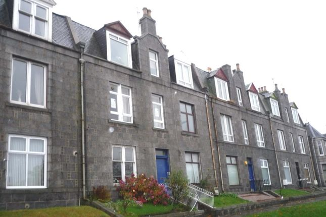 Thumbnail Flat to rent in Menzies Road, Torry, Aberdeen AB119Al