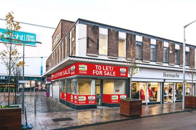Thumbnail Retail premises to let in 64, Princes Street And Woodman Street, Stockport