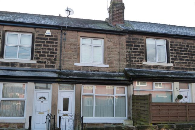 2 bed terraced house to rent in Butler Road, Harrogate