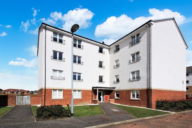 Thumbnail Flat for sale in John Muir Way, Motherwell