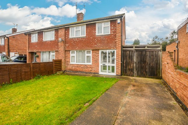 3 bed semi-detached house to rent in Shackerdale Road, West Knighton, Leicester LE2
