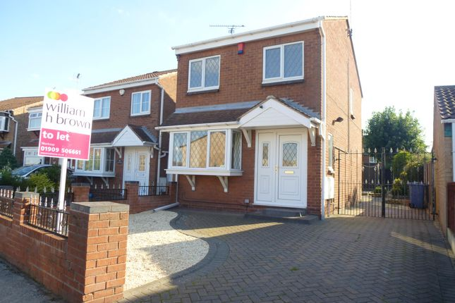 Thumbnail Property to rent in Holding, Worksop