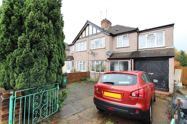 Thumbnail Semi-detached house to rent in Boxtree Lane, Harrow