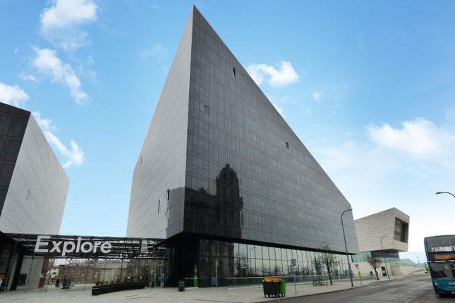 Thumbnail Property for sale in Mann Island, Liverpool