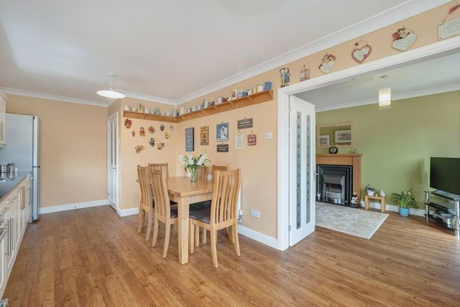 Kitchen Diner of Long Lane, Harriseahead, Staffordshire ST7
