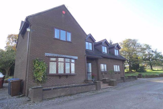 Thumbnail Detached house for sale in Tickhill Lane, Dilhorne, Stoke-On-Trent