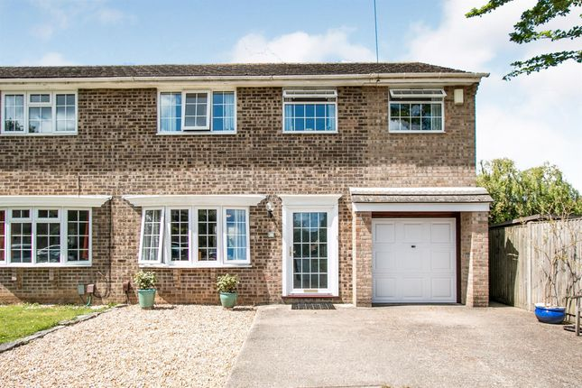Thumbnail Semi-detached house for sale in Forsyth Gardens, Bournemouth