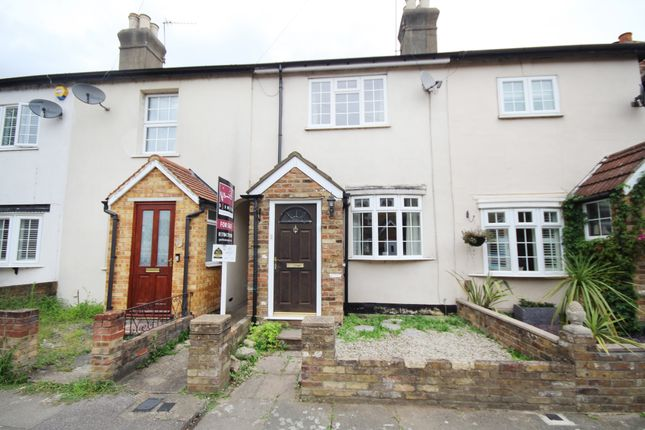 Thumbnail Terraced house for sale in Farnell Road, Staines