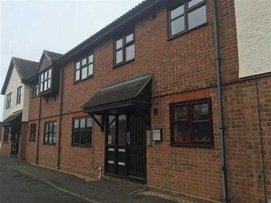 Thumbnail Flat for sale in Tyssen Mead, Boreham, Chelmsford