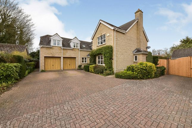 Thumbnail Detached house for sale in Holy Cross Gardens, Caythorpe, Grantham