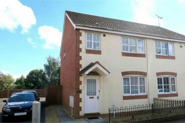 Thumbnail Semi-detached house to rent in Cashford Gate, Taunton