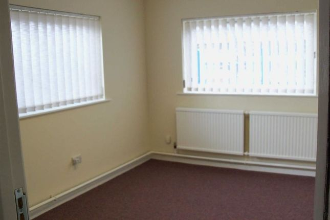 Office 1 - Let of Serviced Offices, The Broadway, Mansfield, Notts NG18