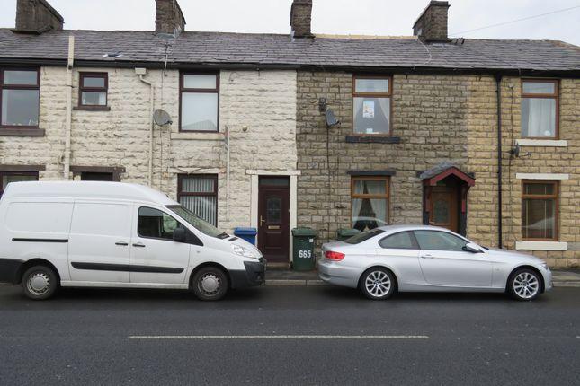 Thumbnail Property to rent in Blackburn Road, Rising Bridge, Accrington