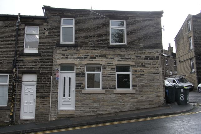 Thumbnail End terrace house to rent in Victoria Road, Haworth, Keighley