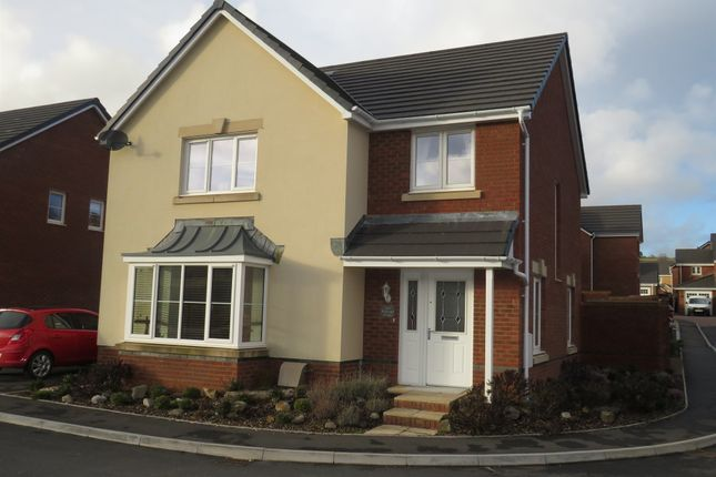 Thumbnail Detached house for sale in Worcester Court, Tonyrefail, Porth