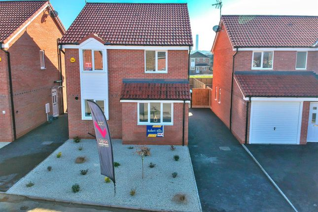 Thumbnail Detached house for sale in Bosworth Way, Long Eaton, Nottingham