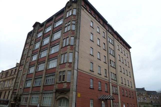 Thumbnail Flat for sale in Clarendon Street, Glasgow