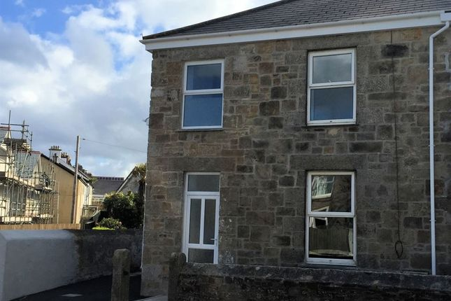 Thumbnail Property to rent in Tehidy Road, Camborne