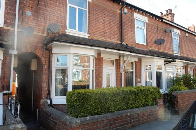 Thumbnail Terraced house to rent in Welbeck Street, Worksop