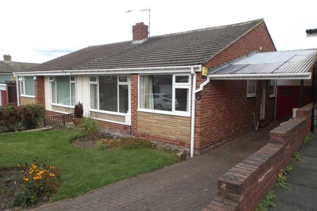 Thumbnail Bungalow to rent in Bexley Place, Whickham, Newcastle Upon Tyne