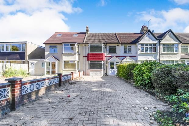 Thumbnail Terraced house for sale in Baring Road, Grove Park