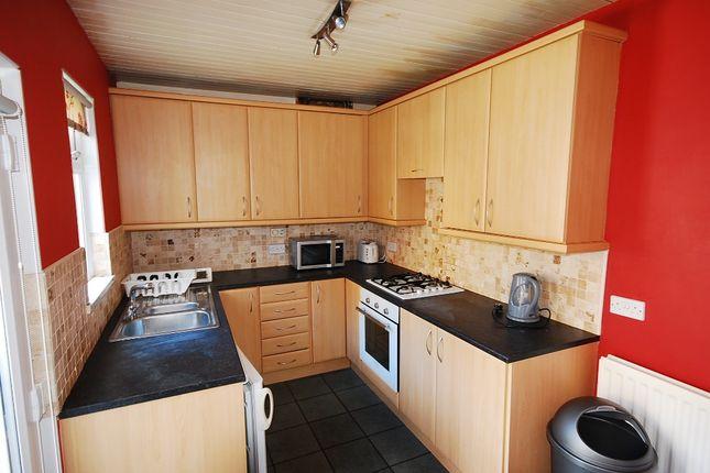 Thumbnail Terraced house to rent in Kimberley Gardens, Jesmond, Newcastle Upon Tyne