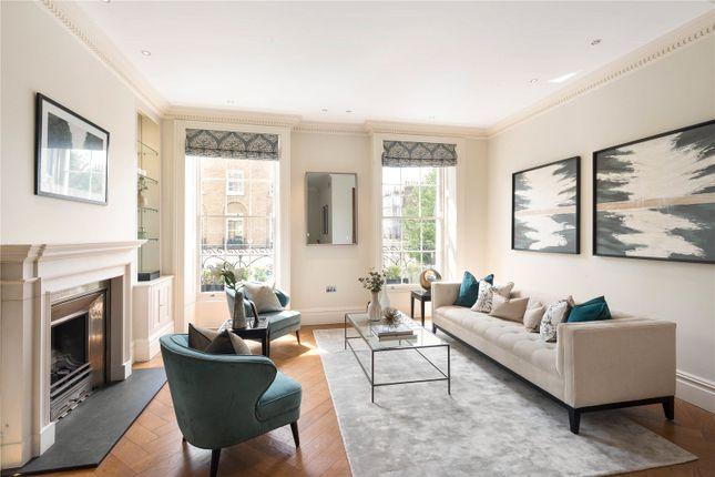 Thumbnail Maisonette to rent in Eaton Terrace, Belgravia, London