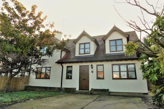 Thumbnail Semi-detached house for sale in Oakley Road, Dovercourt, Harwich
